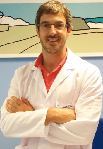 El urólogo Iñigo Goicoechea se una al equipo Madina&Azparren