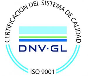 Logo Certificado Calidad ISO 9001 2015