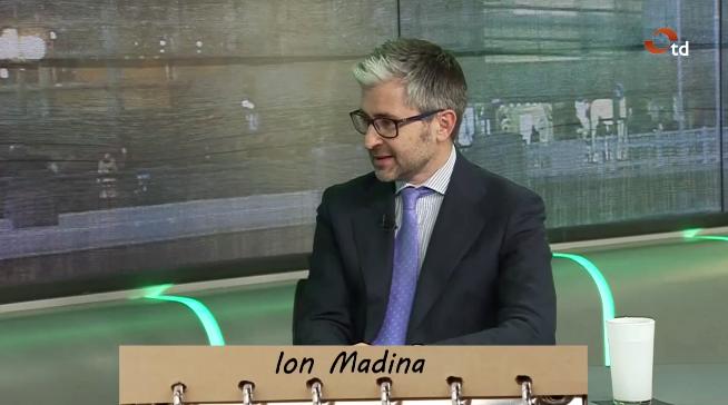 Entrevista Tal como somos Teledonosti Madina&Azparren